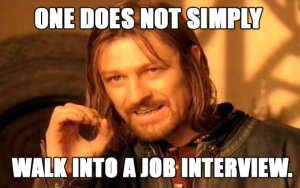 Job Interview Research